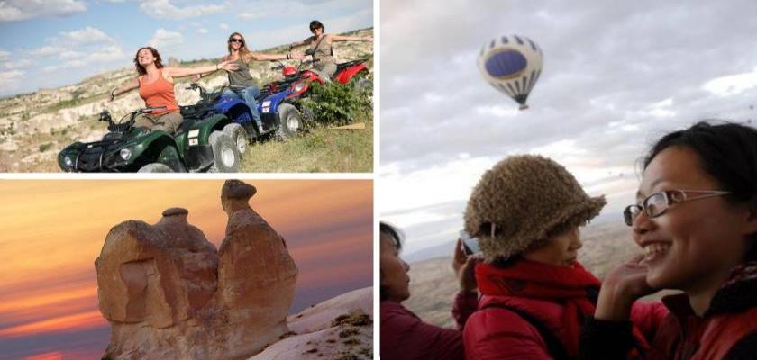 Balon Turları İle Gökyüzünde Muhteşem Evlilik Teklifleri