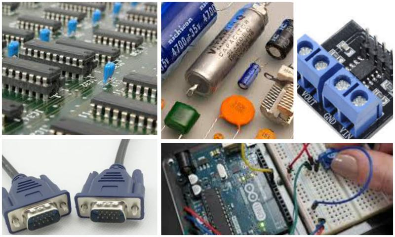 Elekronik Komponent Satışı