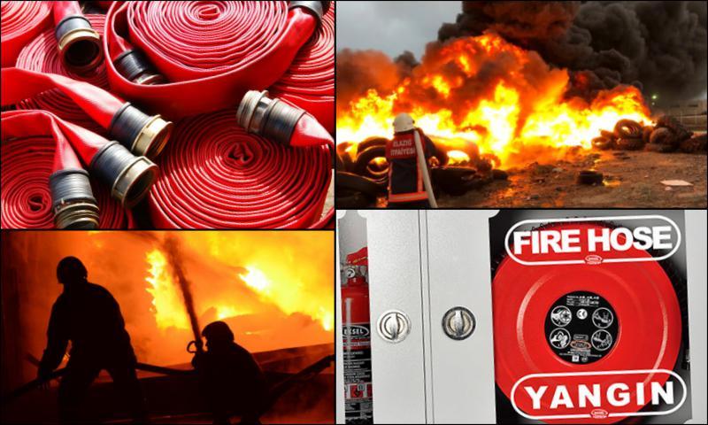 Yangın Söndürme Malzemeleri Nelerdir