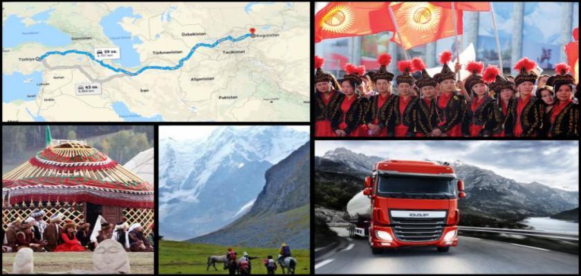 Azerbaycan'a Nakliyat Nasıl Yapılır?