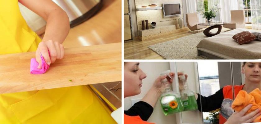 Ev Temizliğinde Kimyasal Kullanmanın Zararları