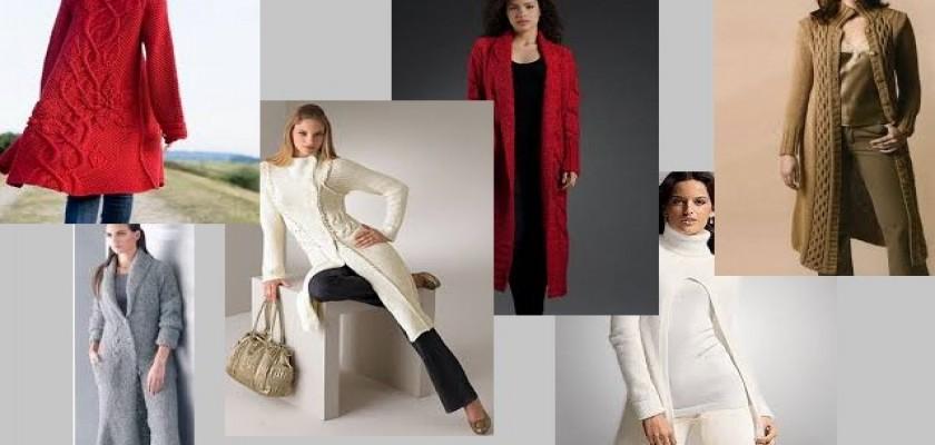 Bu Sezon Dış Giyim Modasını Uzun Hırkalar Oluşturuyor