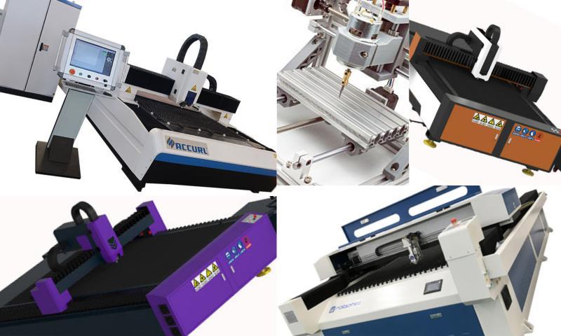 Lazer Makinelerinde Motor ve Pil Gücü