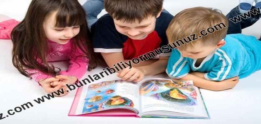 Çocuğuma Kitap Okumayı Nasıl Sevdiririm?