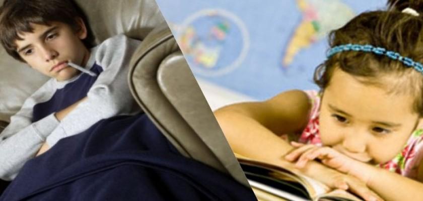 Çocuklarda Okul Başarısızlığı Neden Olur