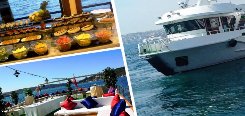 Davet Tekneleri İle İstanbul Boğazı'nı Yeniden Keşfedin