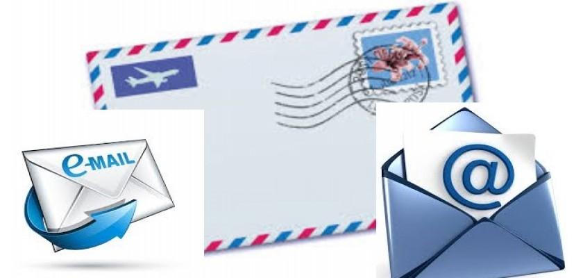 Elektronik Mail Adresleri