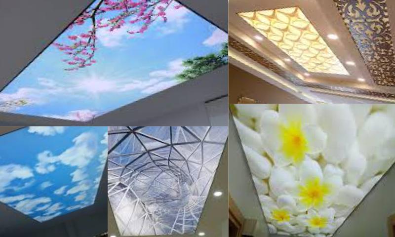 Son Dekorasyon Trendi Gergi Tavan Modelleri Ve Fiyatları Değerlendirmesi