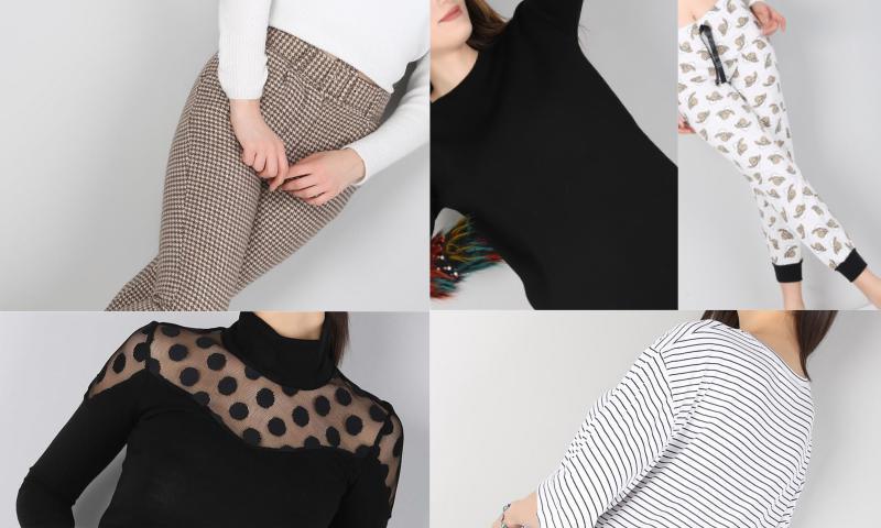 Kadınların Vazgeçilmez Kadın Giyim Ürünleri
