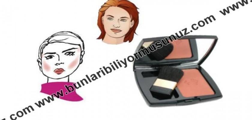 Kare Yüz Hatlarına Sahip Kadınlar Nasıl Makyaj Yapmalıdır?