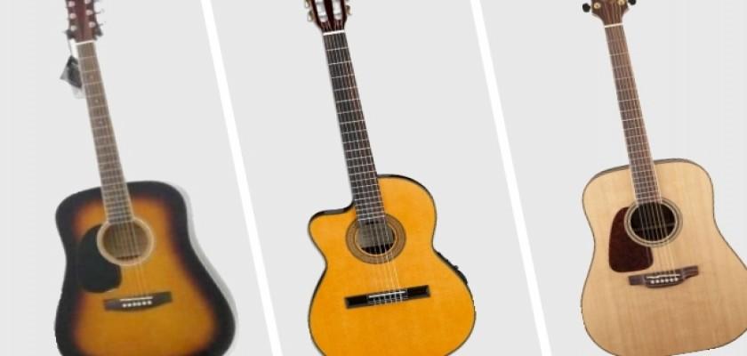 Lag T66D Akustik Gitarların Farkı Nedir