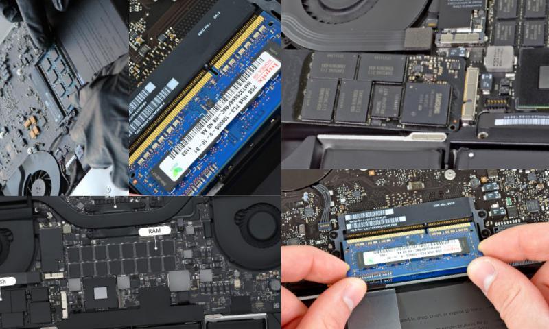 Macbook RAM Değişimi