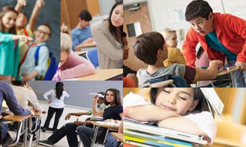 Okullarda En Sık Görülen Disiplin Sorunları