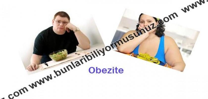Obezitenin Olumsuz Etkileri