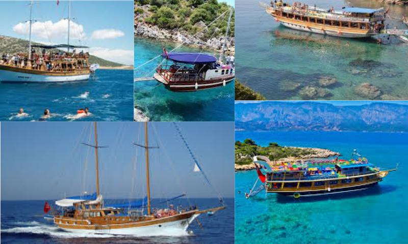 Tekne Turu İle Akdeniz'de Kusursuz Bir Tatil Yapın