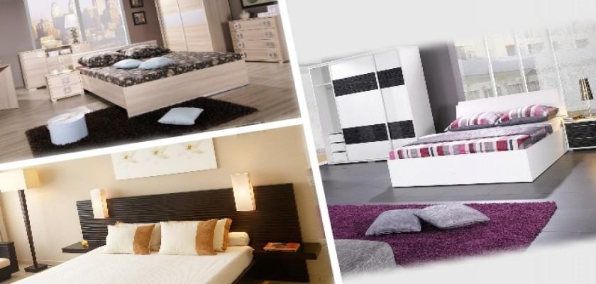 Özel Ölçü Yatak Odası Tasarımları