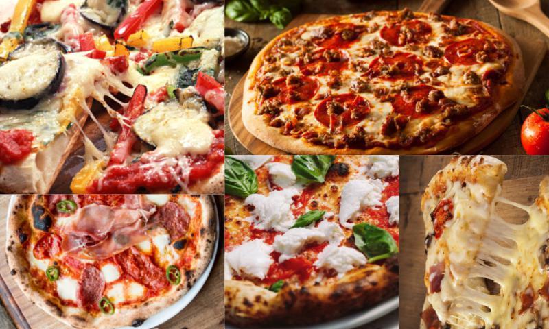 İtalyan Lezzetlerinden Biri Olan Ready Pizza