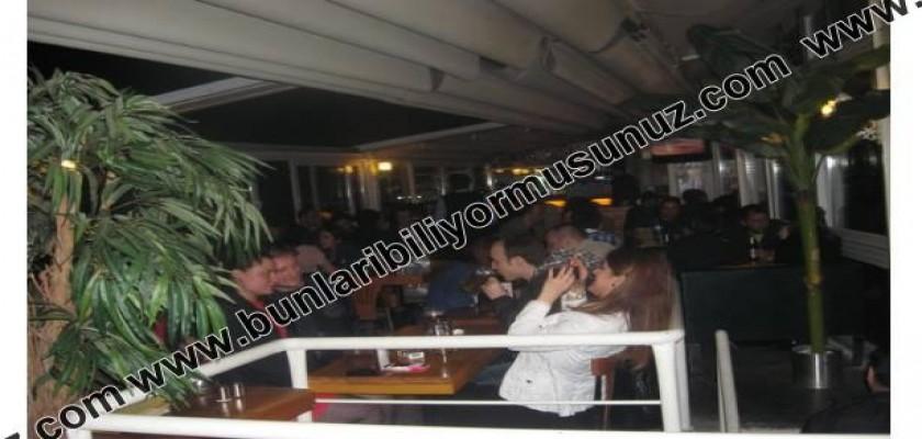 Sanat Group Taksim Teras Cafe