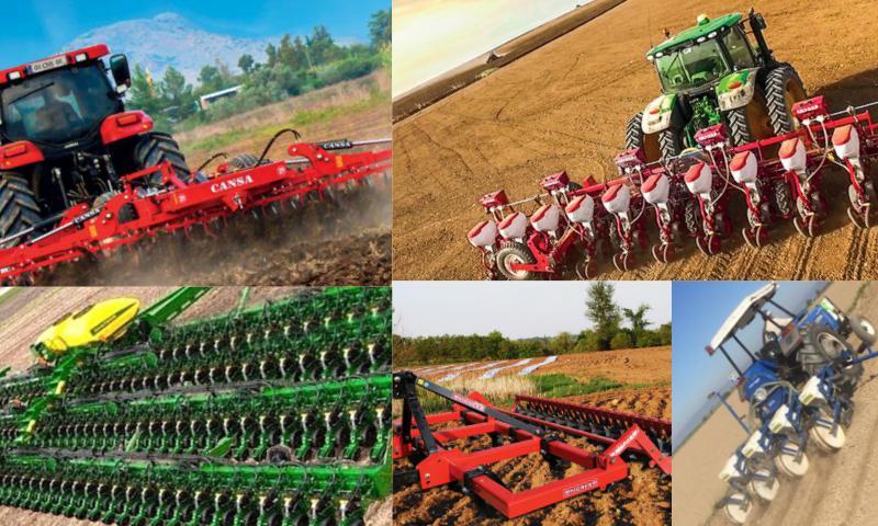 Tarım Makineleri Nelerdir?