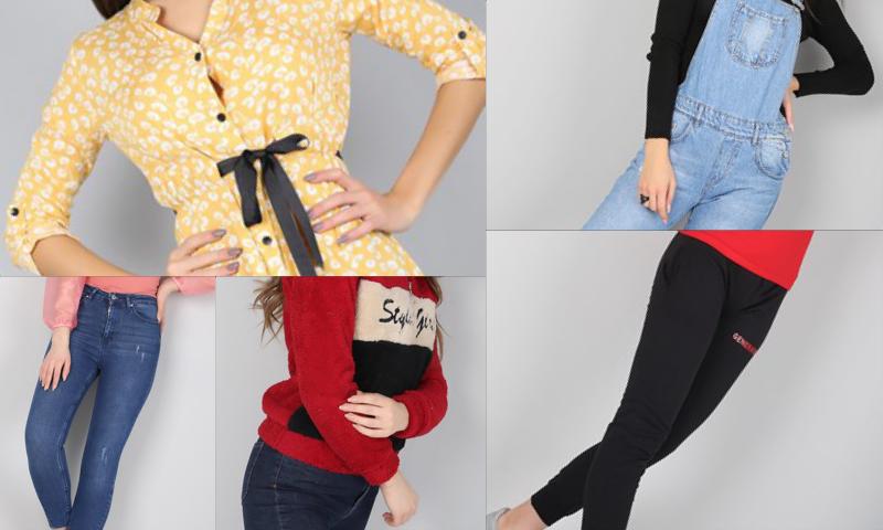 Sezonun Trend Bayan Sweatshirt Modelleri